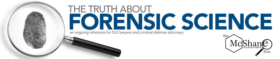 The Truth About Forensic Science